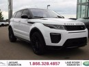 Used 2017 Land Rover Evoque HSE Dynamic Black Pack - CPO 6yr/160000kms manufacturer warranty included until December 13, 2022! CPO rates starting at 2.9%! Local One Owner Trade In | No Accidents | Navigation | Surround Camera System | Parking Sensors | Park Assist | Reverse Traffic/ for sale in Edmonton, AB
