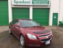 Used 2010 Chevrolet Malibu LT PLATINUM EDITION for sale in Thunder Bay, ON