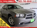 Used 2011 Dodge Charger   SUNROOF  TOUCH SCREEN  PUSH START  for sale in Burlington, ON