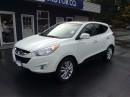 Used 2012 Hyundai Tucson GLS LIMITED  ONSALE for sale in Parksville, BC