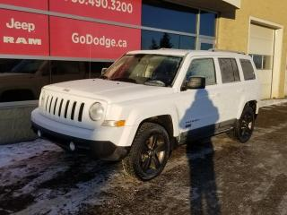Used 2017 Jeep Patriot 75th Anniversary / Sunroof / Heated Front Seats for sale in Edmonton, AB