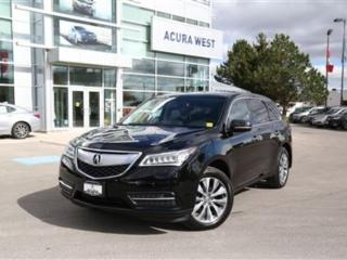 Used 2014 Acura MDX Technology Package  for sale in London, ON