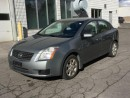 Used 2007 Nissan Sentra 2.0 S CVT for sale in Owen Sound, ON