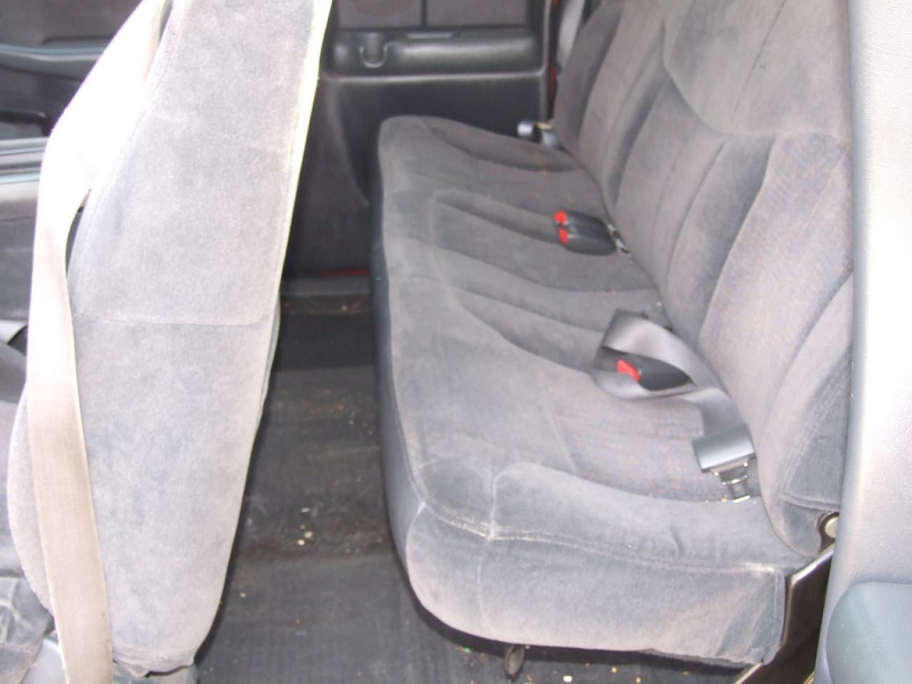 2000 Chevrolet Silverado 1500 base