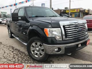 Used 2012 Ford F-150 XTR   4X4   6PASS   SAT RADIO for sale in London, ON