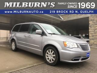 Used 2013 Chrysler Town & Country TOURING for sale in Guelph, ON