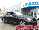 Used 2014 Mercedes-Benz C-Class C300 4MATIC/LANE DEPARTURE WARING | BLIND SPOT !!! for sale in North York, ON