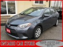 Used 2014 Toyota Corolla LE !!!1 OWNER LOCAL ONTARIO CAR!!! for sale in Toronto, ON