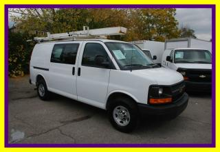 Used 2012 Chevrolet Express 2500 Sliding Door Tinted Windows for sale in Woodbridge, ON