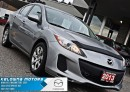 Used 2013 Mazda MAZDA3 GX for sale in Kelowna, BC