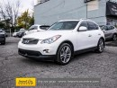 Used 2013 Infiniti EX37 Luxury for sale in Ottawa, ON