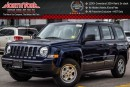 New 2017 Jeep Patriot NEW Car Sport|A/C|Cruise/Traction Cntrl|CD Play w/AUX|Manual| for sale in Thornhill, ON