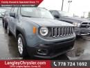 New 2016 Jeep Renegade North for sale in Surrey, BC