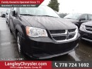 New 2017 Dodge Grand Caravan CVP/SXT Canada Value Package for sale in Surrey, BC