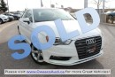 Used 2016 Audi A3 *SOLD* Komfort w/ Bluetooth Connectivity for sale in Whitby, ON
