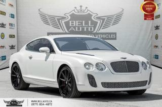 Used 2005 Bentley Continental GT, AWD, V12, COUPE, NAVI, BLUETOOTH, WOOD TRIM for sale in Toronto, ON
