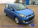 Used 2017 Chevrolet Spark LT CVT Automatic for sale in Shaunavon, SK