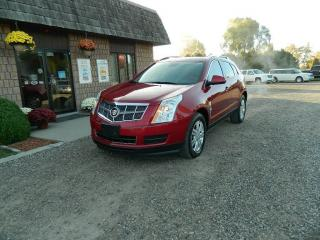 Used 2010 Cadillac SRX Luxury Collection for sale in Ridgetown, ON