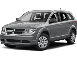 New 2017 Dodge Journey SXT Up To 0% Financing OAC for sale in Abbotsford, BC