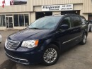 Used 2016 Chrysler Town & Country TOURING | Rear DVD Player | Leather | Alloy for sale in Kitchener, ON