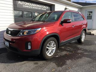 Used 2015 Kia Sorento LX for sale in Kingston, ON
