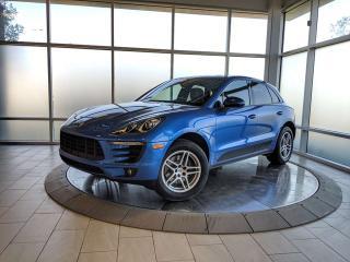 Used 2017 Porsche Macan | CPO | Ext. Warranty | Premium PLUS | BOSE for sale in Edmonton, AB