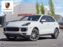 Used 2017 Porsche Cayenne E-Hybrid Local Edmonton Vehicle - Has 6 Year Warranty Included for sale in Edmonton, AB