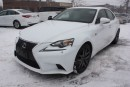 Used 2014 Lexus IS 250 F-SPORT RED INTERIOR for sale in North York, ON