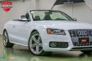 Used 2012 Audi S5 Cabriolet for sale in Oakville, ON