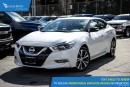 Used 2016 Nissan Maxima SV Navigation, Dual Zone Climate Control, and Heated Seats for sale in Port Coquitlam, BC
