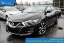 Used 2016 Nissan Maxima SV Navigation, Backup Camera, and Bluetooth for sale in Port Coquitlam, BC