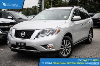 Used 2016 Nissan Pathfinder SV Heated Seats and Backup Camera for sale in Port Coquitlam, BC