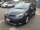 Used 2015 Toyota Corolla LE for sale in Belmont, ON