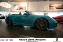 Used 2017 Porsche 911 Carrera 4S Cabriolet PDK Porsche Approved Certified. for sale in Vancouver, BC