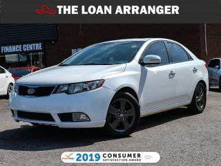 Used 2011 Kia Forte for sale in Barrie, ON