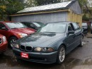 Used 2003 BMW 5 Series 525iA-SALE PRICE for sale in Scarborough, ON