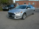 Used 2016 Ford Fusion SE Sunroof MySync Pwr Pkg for sale in Oshawa, ON