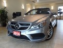 Used 2014 Mercedes-Benz E-Class E550 Cabriolet AMG Sport PKG for sale in Toronto, ON