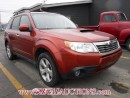 Used 2010 Subaru FORESTER XT LIMITED 4D UTILITY 4WD for sale in Calgary, AB
