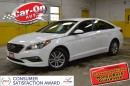 Used 2016 Hyundai Sonata LOADED HEATED SEATS BACK-UP CAMERA for sale in Ottawa, ON