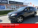 Used 2007 Audi Q7 3.6 quattro Premium   AWD, LEATHER, SUNROOF! for sale in St Catharines, ON