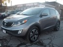 Used 2012 Kia Sportage SX w/Nav pano cam for sale in North York, ON