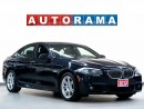 Used 2013 BMW 5 Series xDrive AWD NAVIGATION BACK UP CAMERA LEATHER SUNRO for sale in North York, ON