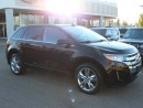 Used 2013 Ford Edge Limited AWD!! for sale in Edmonton, AB