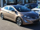 Used 2016 Hyundai Elantra Limited NAV PANO ROOF LOCAL 1 OWNER for sale in Edmonton, AB