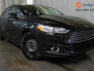 Used 2013 Ford Fusion SE / Sunroof / Heated Front Seats for sale in Edmonton, AB