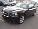 Used 2011 Dodge Charger EX-POLICE BLK/BLK for sale in Mississauga, ON
