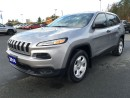 Used 2014 Jeep Cherokee Sport - 4x4 - 6 Cyl for sale in Norwood, ON