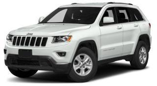 New 2017 Jeep Grand Cherokee Laredo for sale in Abbotsford, BC