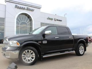 Used 2017 RAM 1500 LONGHRN for sale in Peace River, AB